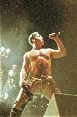 Till Lindemann (Rammstein) - Perfect Body, strong and muscular