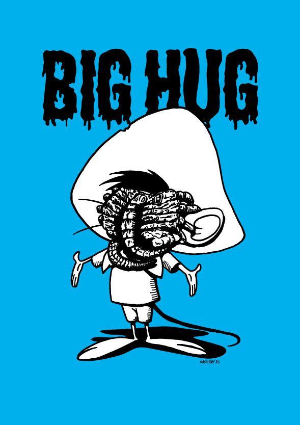 BIG HUG illustration