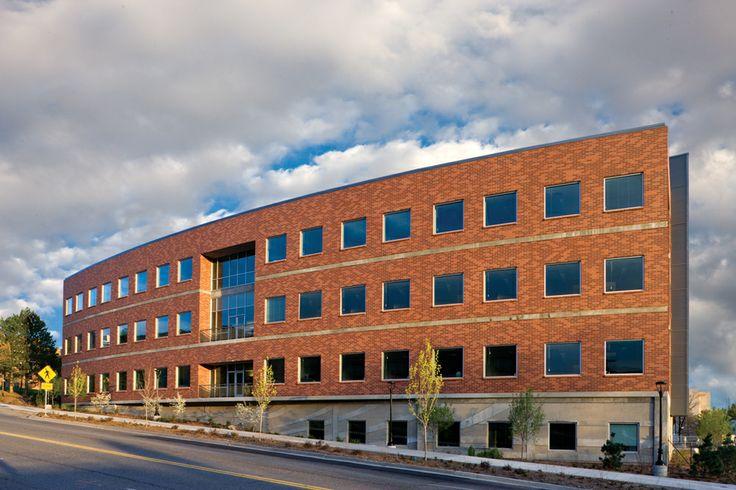 Utah State University Geology Building