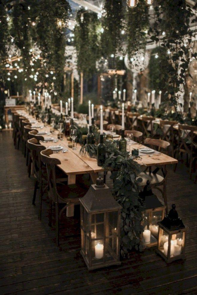 Einzigartige Ideen für Hochzeitsempfänge im Winter (9)   – Wedding