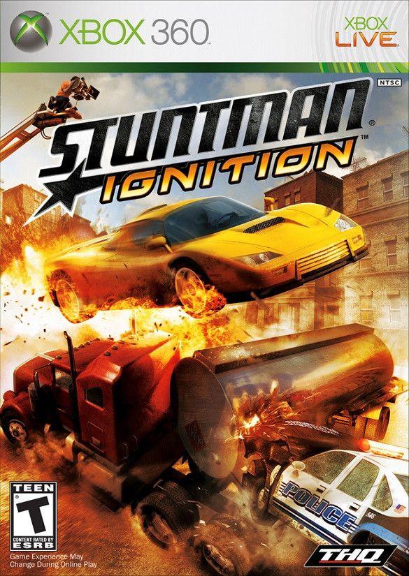 Stuntman Ignition (Xbox360)