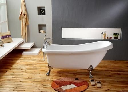 103 best bath tubs tub fillers images on pinterest for Whirlpool baths pros and cons