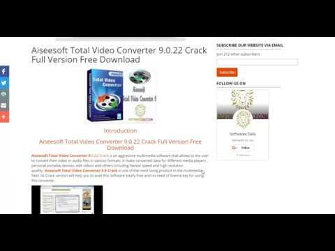 free download video converter crack full version