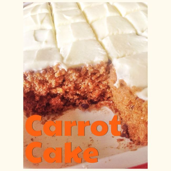 Carrot Cake with Cream Cheese Icing (Thermomix Method Included) « Mother Hubbard's Cupboard