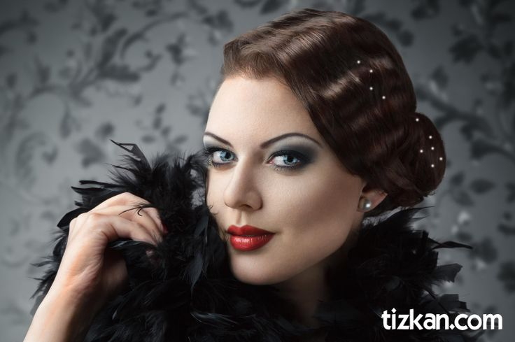 Hair Bling from Tizkan Designs! The Perfect Hair Accessory.