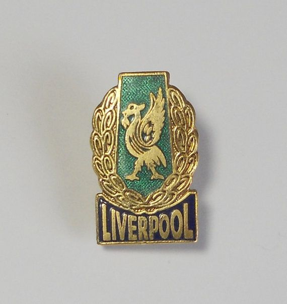 Liverpool FC Pin Badge by LFCcollectables on Etsy