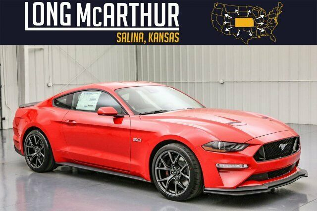 Ebay Advertisement 2019 Ford Mustang Gt Performance Pack Level 2