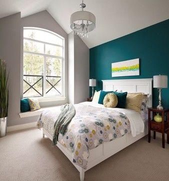 Image result for teal bedroom ideas