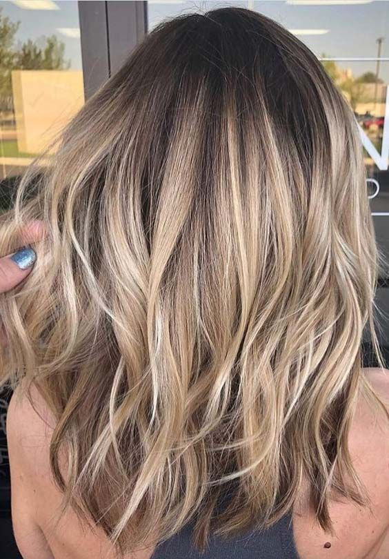 33 Variationen in Blond Haarfarben für 2018