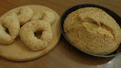 Κουλουράκια -ψωμί-τηγανόψωμα -Ολα με μία ζύμη !! ~ ΜΑΓΕΙΡΙΚΗ ΚΑΙ ΣΥΝΤΑΓΕΣ 2