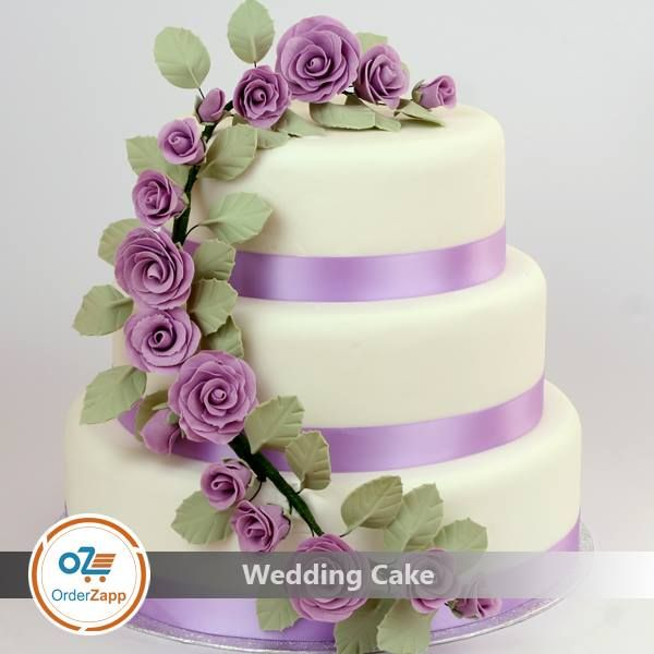 order wedding cake online from orderzapp a one stop shop for cakes desserts and sweets call. Black Bedroom Furniture Sets. Home Design Ideas