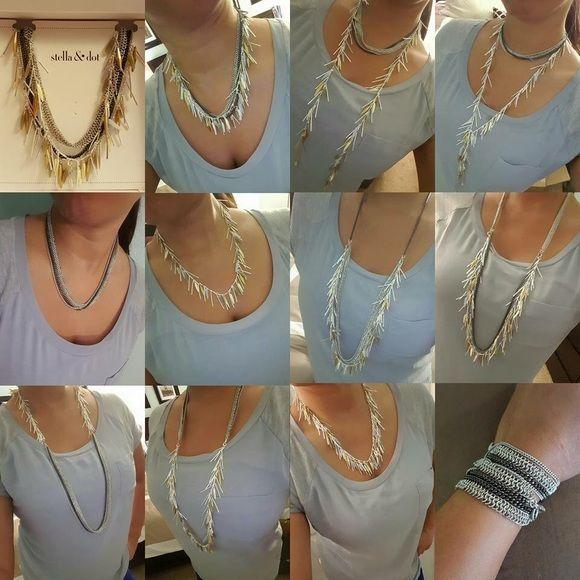 Stella & Dot Jewelry - Stella & Dot Freya Necklace www.stelladot.com/jenniferyork