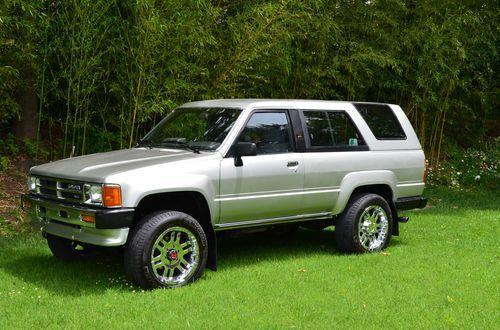 1988 Toyota 4Runner SR5 Sport Utility 2-Door