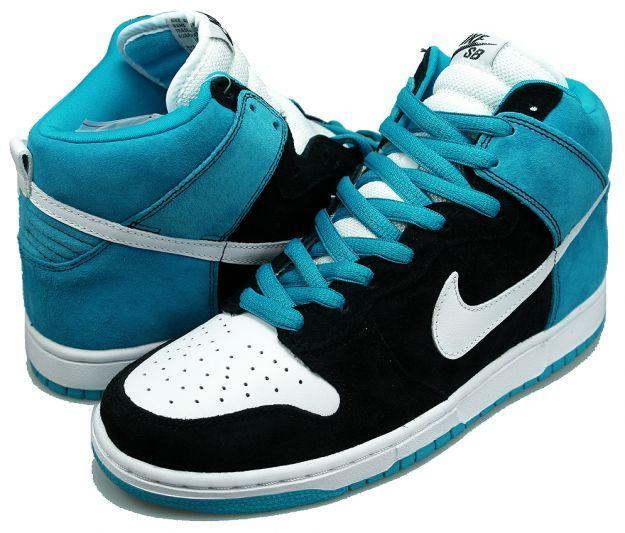 Nike Dunk High Blanco Y Negro Deportes Acuáticos Blue Reef Sb Pro de China el más barato MusHr
