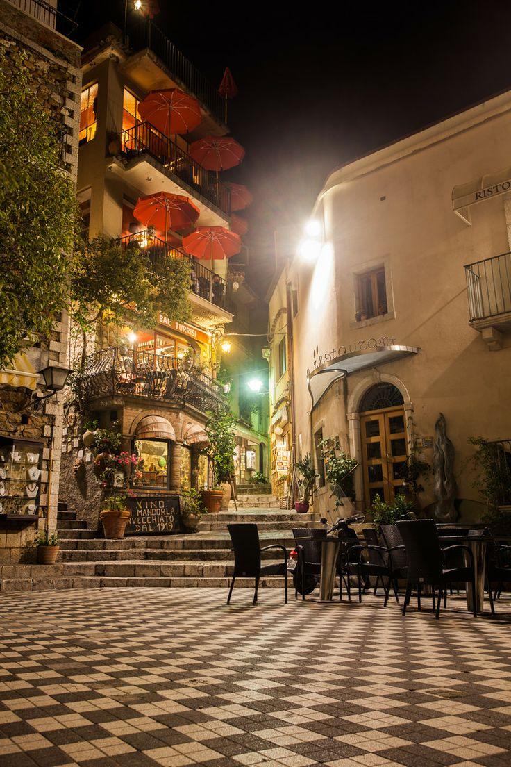 Bar Turrisi - Castelmola, Sicily, Italy