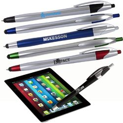 Stream Pen w/Stylus **this pen WILL do less than minimum shown, no extra charge.**