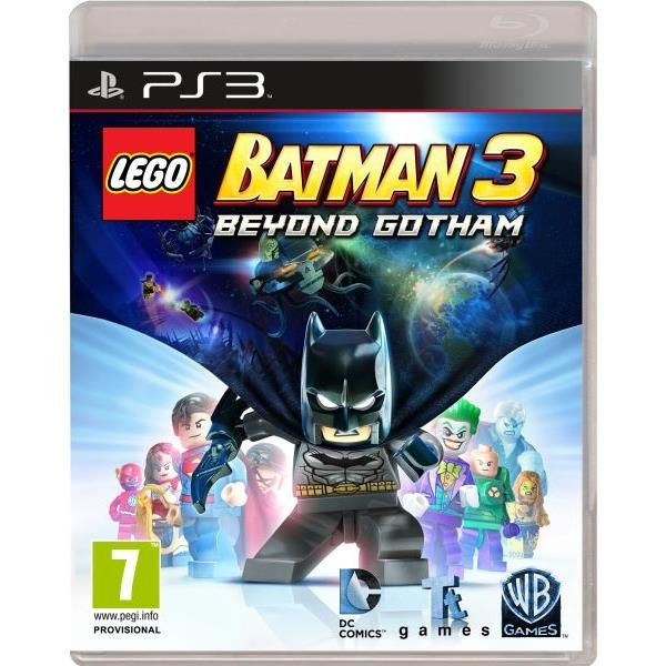 Lego Batman 3 Beyond Gotham PS3 Game | http://gamesactions.com shares #new #latest #videogames #games for #pc #psp #ps3 #wii #xbox #nintendo #3ds