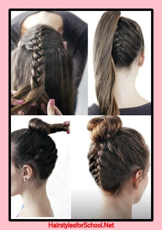Hairstyles for a wedding to a friend