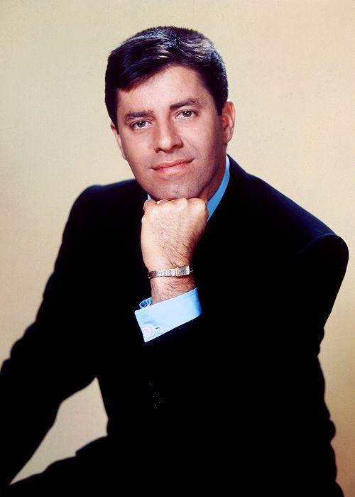 Jerry Lewis portrait, 1957.