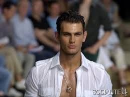 Marios Lekkas Greek male model