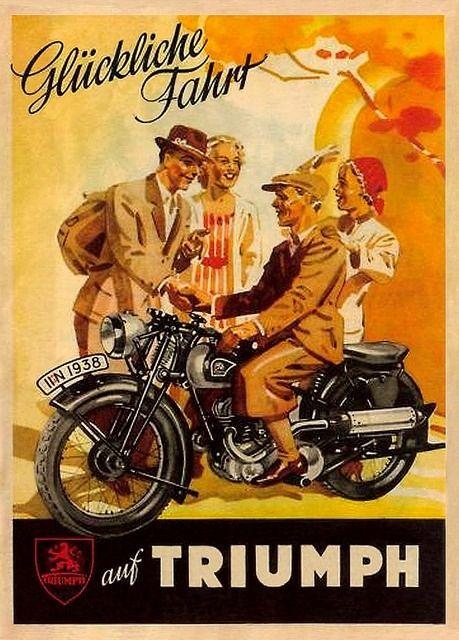 1938 German Poster