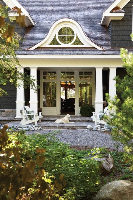 302 Best Images About Front Facade Kerb Appeal On Pinterest: French Country &Traditional On Pinterest