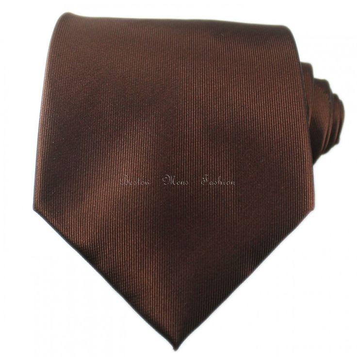 Brown Neckties / Formal Neckties