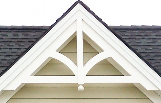 house with gable - Google Search