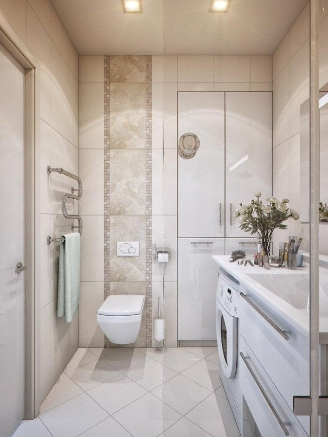 The more I see this done well I love the Eurpean style washer/dryer combo in the bathroom. This would be an amazing option to add upstairs laundry.