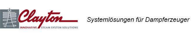Dampfanlagen für alle industrielle Anwendungen und Ansprüche • Marktführer und Hersteller von Schnelldampferzeugern • Energiesparkonzepte mit Dampferzeugern.For more info visit http://www.clayton-deutschland.de