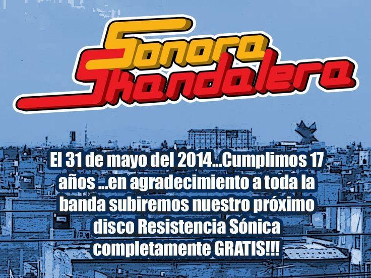 Sonora Skandalera - La Grosería (2014)