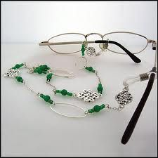 Activities For Senior - Beaded Eyeglass Chain Crafts For Seniors