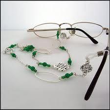 Activities For Senior - Beaded Eyeglass Chain Crafts For Seniors