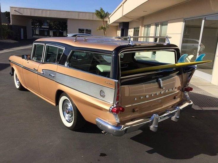 1959 Rambler Ambassador wagon
