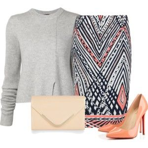 Lovely outfit suitable to office jobs, afternoon meetings or congregation meetings.