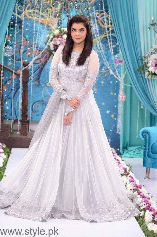 The 54 best white dresses images on Pinterest | Indian outfits ...
