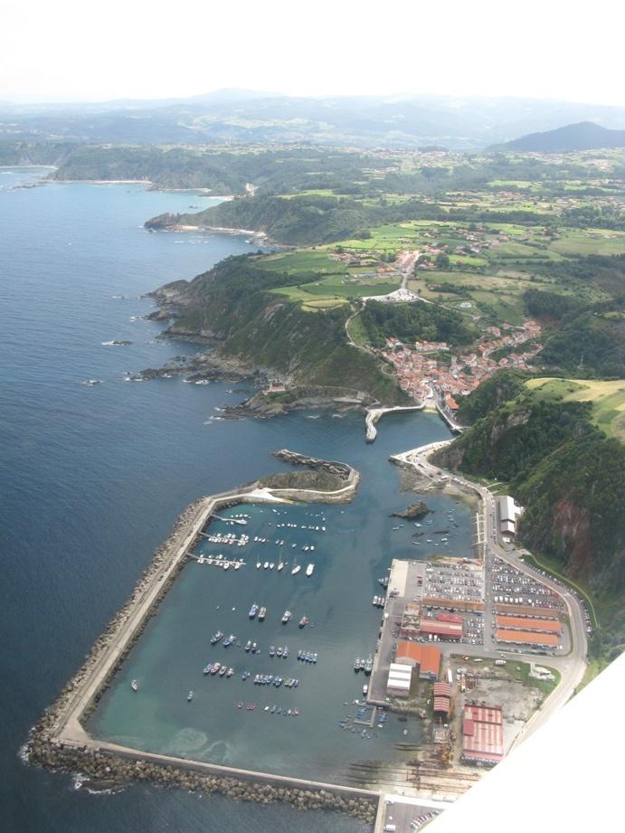 #Cudillero desde el aire, #Asturias, #Spain