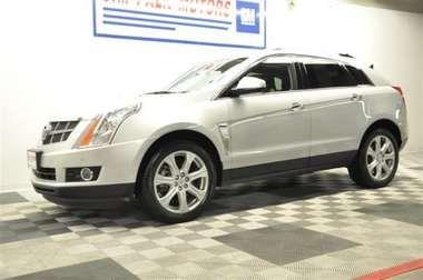 Used 2010 Cadillac SRX Premium Collection - Clinton MO - Jim Falk Motors