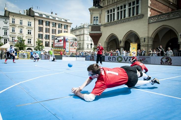 9. Ogólnopolskie Dni Integracji Zwyciężać Mimo Wszystko, sportowe emocje! #sport #Kraków  fot. Diamonds Factory