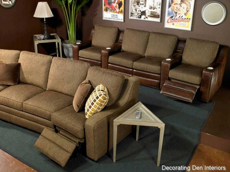 Media Room Furniture : Small Media Room Furniture