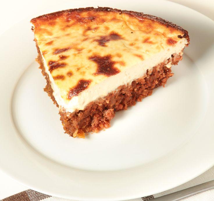 torta cheeseburger - cheeseburger pie…