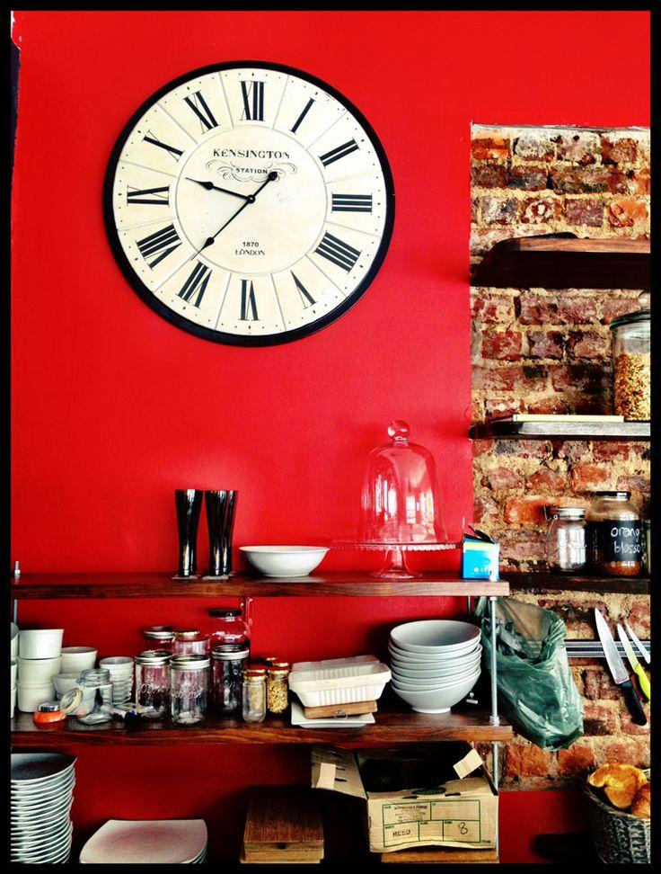 Red Sofa Cafe.