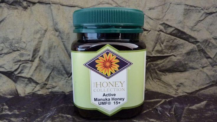 Actieve Manuka honing heeft uitzonderlijke antibacteriële eigenschappen. Rijk aan antioxidanten, mineralen en vitamines. Beste kwaliteit en scherpe prijs. - &euro