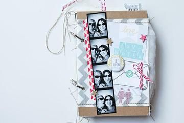 Love Notes Mini Album by listgirl at @Studio_Calico