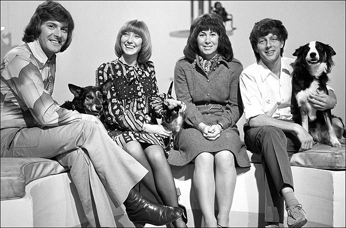 1958 - Blue Peter - Blue Peter remains the longest running children's TV programme. With facets of entertainment, arts & crafts and competitions, the programme maintains its popularity with the nation's youth today. The coveted Blue Peter badge, awarded for various contributions to the show, has been a staple since its introduction by Biddy Baxter in 1963.