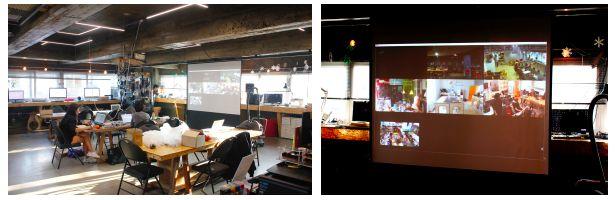 국내 최초 미디어아트 채널 :: 앨리스온 :: 메이커들의 본거지. 서울에서 만나다 : FAB LAB_Seoul