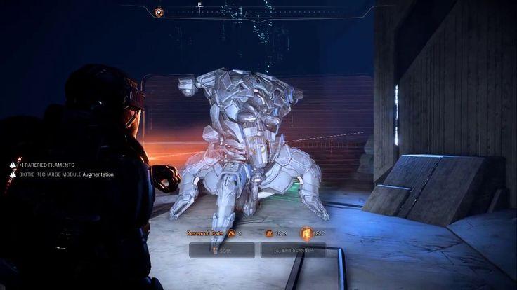 Mass Effect Andromeda   Insanity Vanguard  19  Opening the vault on Havarl