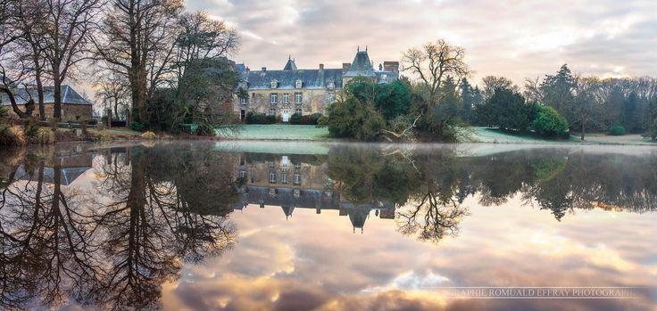 https://flic.kr/p/RZENGD | Château de Pordor (Explore 16/02/17) | Avessac  -44-