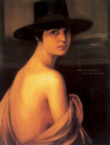 La cordobesa, 1925. Julio Romero de Torres