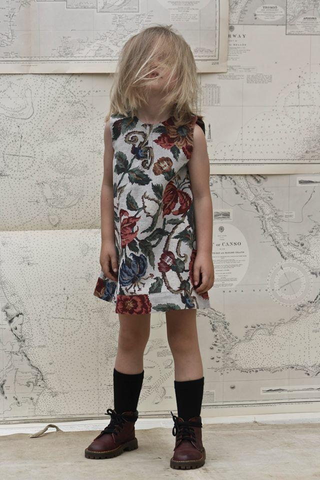 YmamaY Claudia Dress